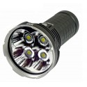AceBeam X45 powerful Flashlight 18000LM beam reach 622 Meters Batteries Included