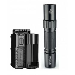 Imalent DM22 torcia a LED 930Lm + fondina cintura caricabatterie USB HDM10