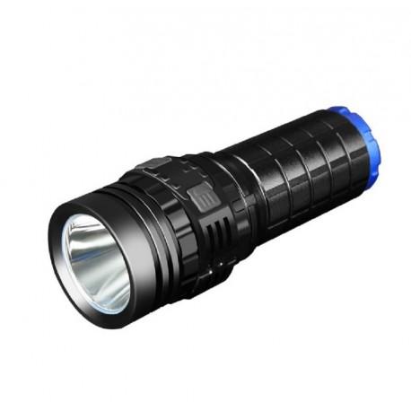 Imalent DN35 Lanterna recarregável por USB micro XHP35 HI diodo