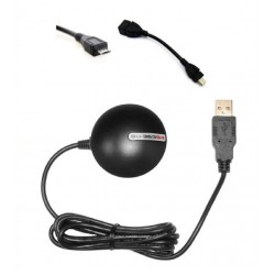 GPS para tablet android USB micro Globalsat SIRF IV 353 cabo