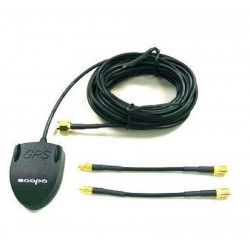 Patch antenna GPS 5m SMA MMX MMCX 3dbi high sensitivity ZB-AAGPS