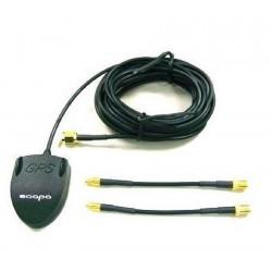 Patch-Antenne GPS-5m-SMA-MMX-MMCX-3dbi hohe Empfindlichkeit ZB-AAGPS