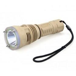 Lanterna Mergulho, resistente à água 100m TrustFire DF-001 diodo EMISSOR de luz do CREE 650lm