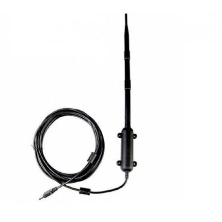 Antenna WIFI USB 13dbi all'aperto impermeabile 5m cavo USB Omni