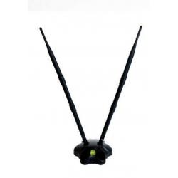 300Mbps USB WIFI Widemac WM-9005 2000M 1W 100MW antena Mimo 1T2R