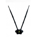 300Mbps USB WIFI Widemac WM-9005 2000M 1W 100MW antenna Mimo 1T2R