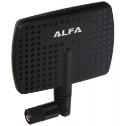 Antenne panneau WIFI Alfa APA-M04 7dbi directionnelle 2,4 ghz