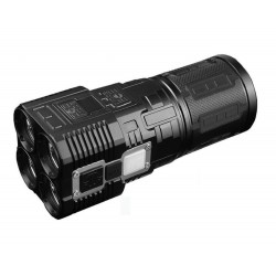 IMALENT DDT40 2017 version rechargeable torch OLED CREE 4 x