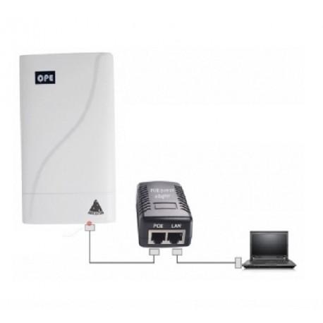 MELON N828 CPE PoE 300mo WIFI AP routeur répéteur de plein air