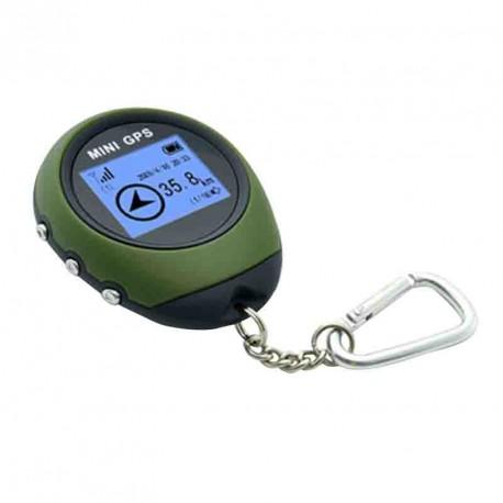 GPS USB Altimetro llavero PG03 bici reloj satelite navegador