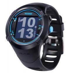 Relógio com GPS Canmore TW-100 para treinamento, resistente à água 5ATM