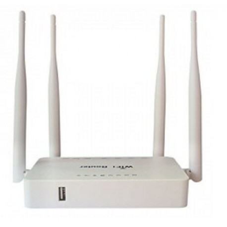 Roteador Openwrt USB MTK7620N 4 antenas Repetidor WIFI 300Mbps