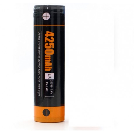 Acebeam ARC20700H-425A-batterie größe 20700 4250mAh IMR 3.6-3.7