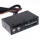 """Pannello frontale Supporto Cruscotto, 5.25"""" 525B USB dni-e SIM CF"""