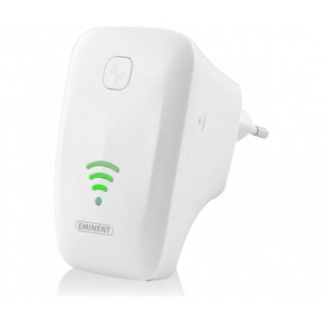 RRepetidor WIFI universal 300Mbps amplificador cobertura AP cliente LED indicador