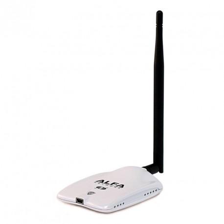 Alfa AWUS036NHR mimo antenne WIFI N USB 2000mW 2W RTL8188RU 150