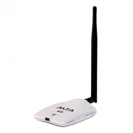 Alfa AWUS036NHR-mimo-antenne WIFI USB N 2000mW 2W RTL8188RU 150MB
