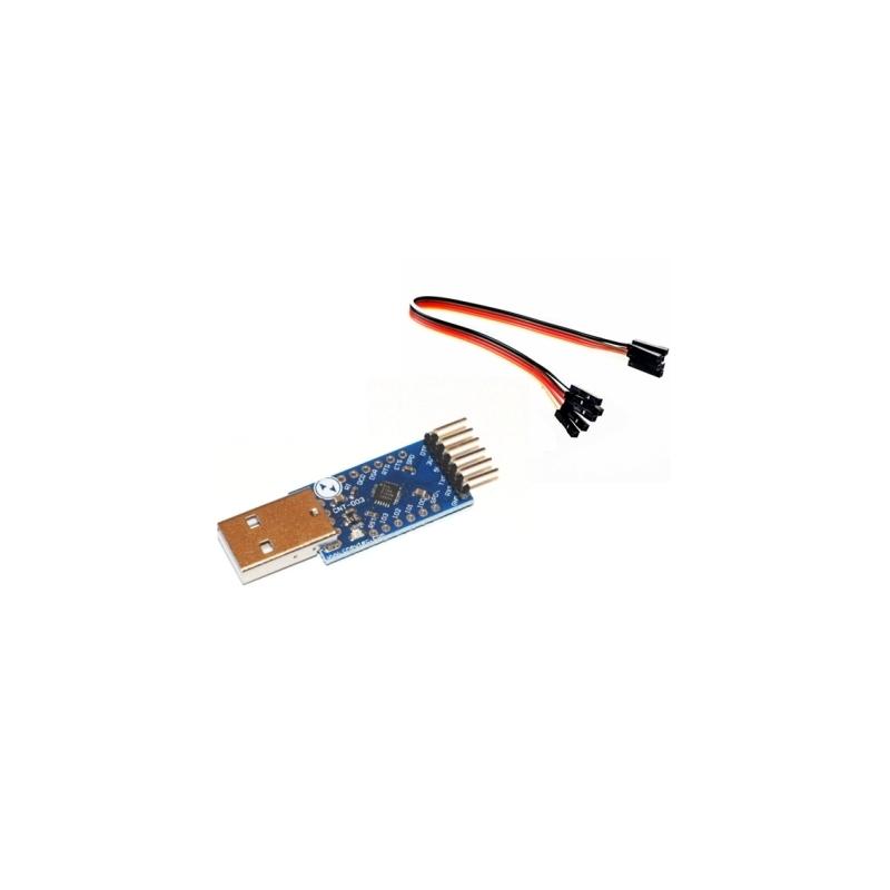 ▷ CP2104 USB serial RS232, UART TTL Cabo porta