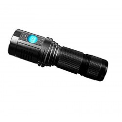 Lanterna elétrica Recarregável de toque LCD Imalent DN11 CRIE