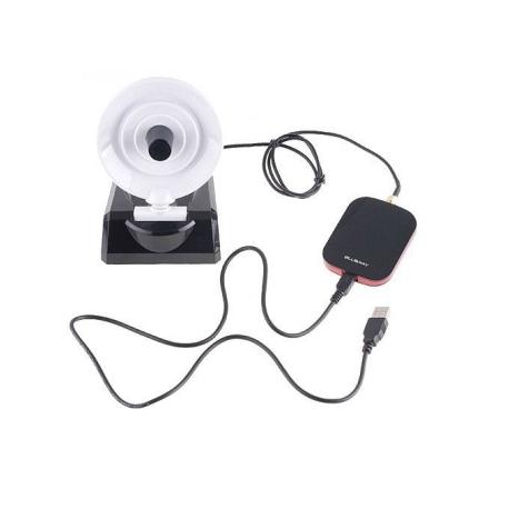 Receiver WIFI USB 2000mW 2W antenne 12dBi direktionale Panel