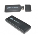 Receptor GPS USB antena dongle receiver SIRF III 66 PL2303