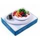 L'échelle de cuisine de précision numérique de recettes de