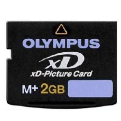 XD 2GB Tarjeta de memoria picture card camara Olympus Fujifilm M