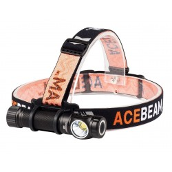 Headlamp powerful Acebeam H15 2500 LM 6500K LED