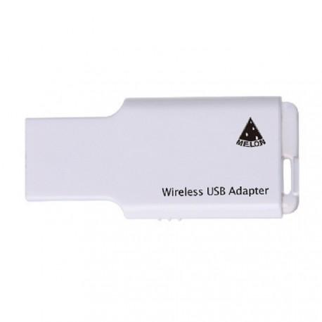 Adaptador WIFI USB Dual Band AC600 11AC RTL8811AU