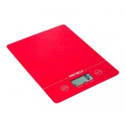 Bascula cristal tactil de cocina precision 5kg resistente dieta