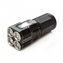 Powerful Flashlight Rechargeable