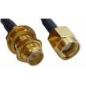 Cables para antenas WIFI