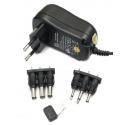 Cargador Universal de batería 1A