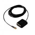 Antena GPS cabo SMA extensor