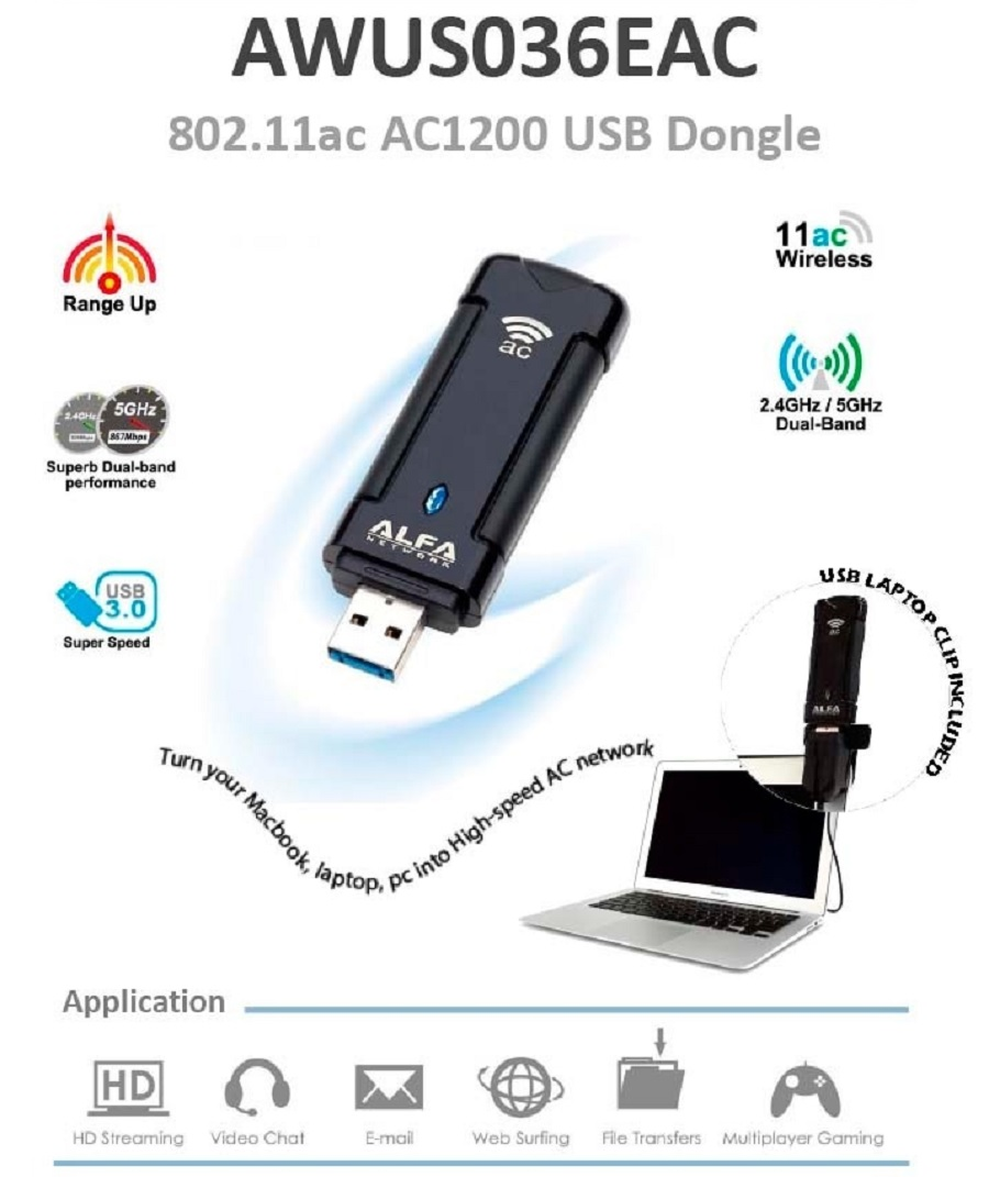 alpha wifi receiver