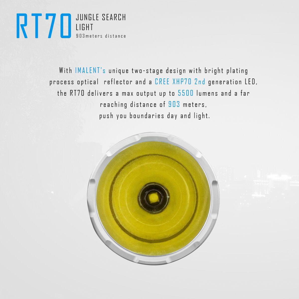 REFLECTOR RT70 INUNDACION