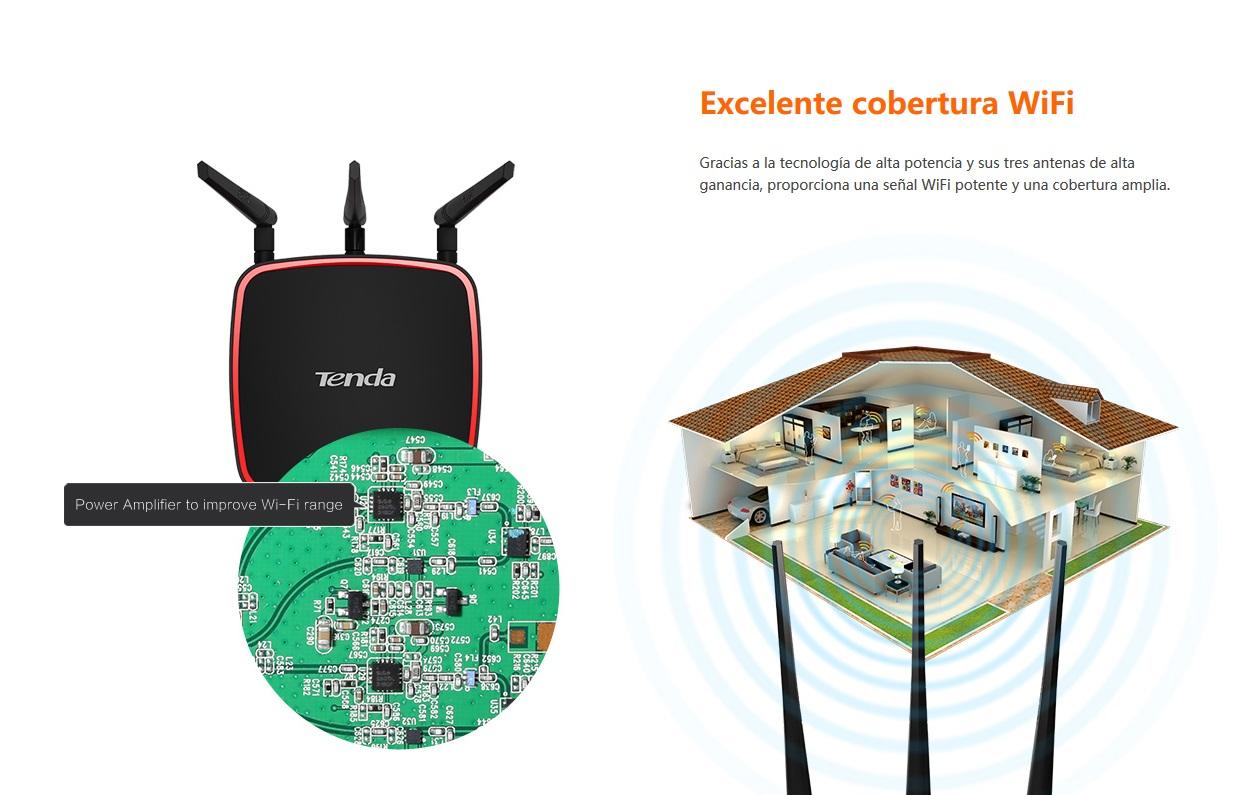 tenda wifi range extender ap05