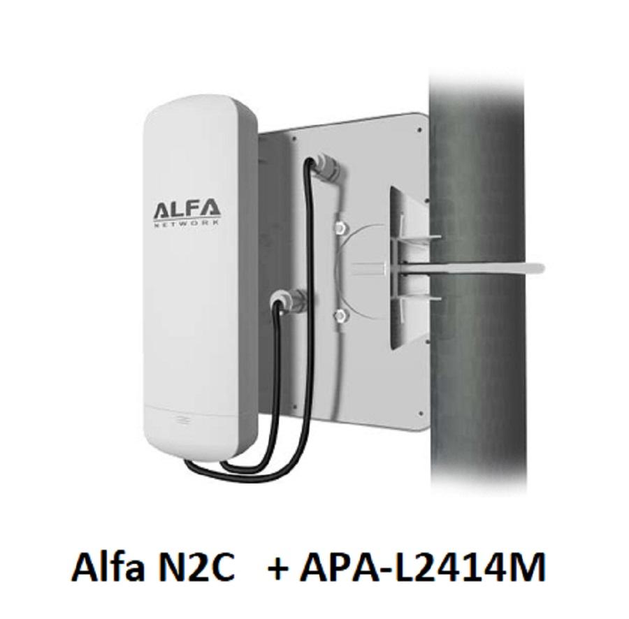 apa con Alfa n2c