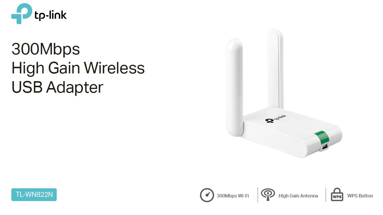 adaptador wifi tplink
