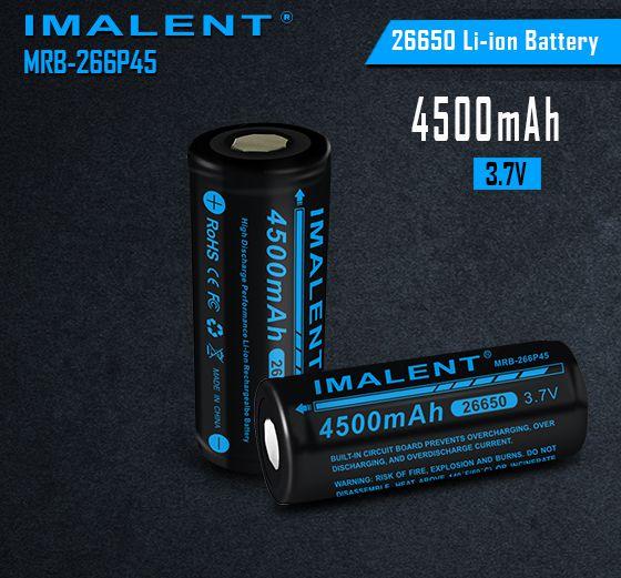 26650 protegida litio