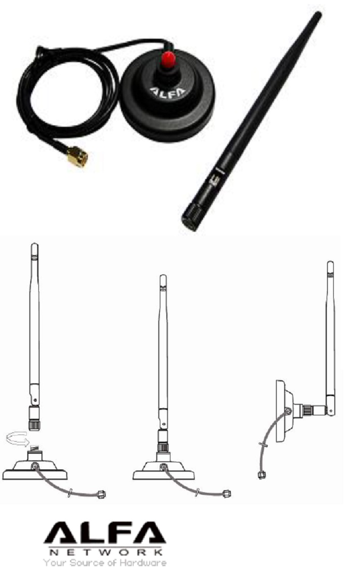 5dbi indoor antenna