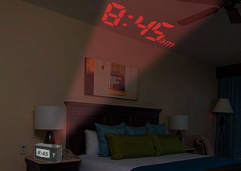 despertadorelegante habitacion