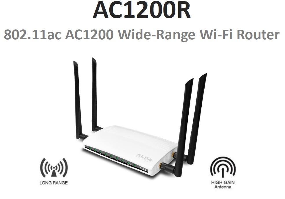 ac1200r alfa wifi