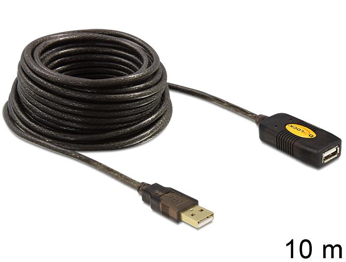 CABLE USB ALARGADOR ACTIVO