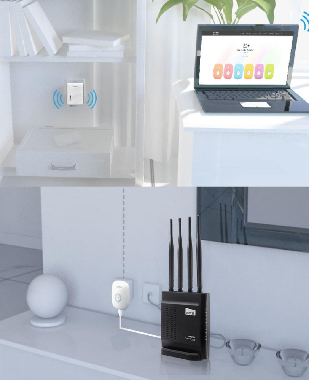 instalar PLC WIFI en casa