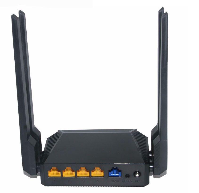 Router open wrt con usb repetidor de antena wifi 300mbps for Amplificadores de wifi potentes