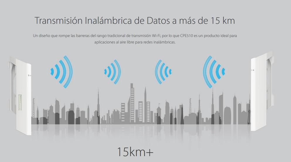 wifi a 15km tp-link