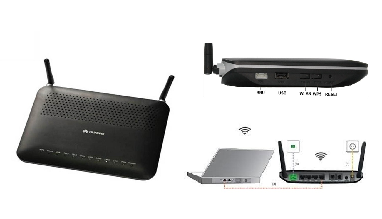 router gpon