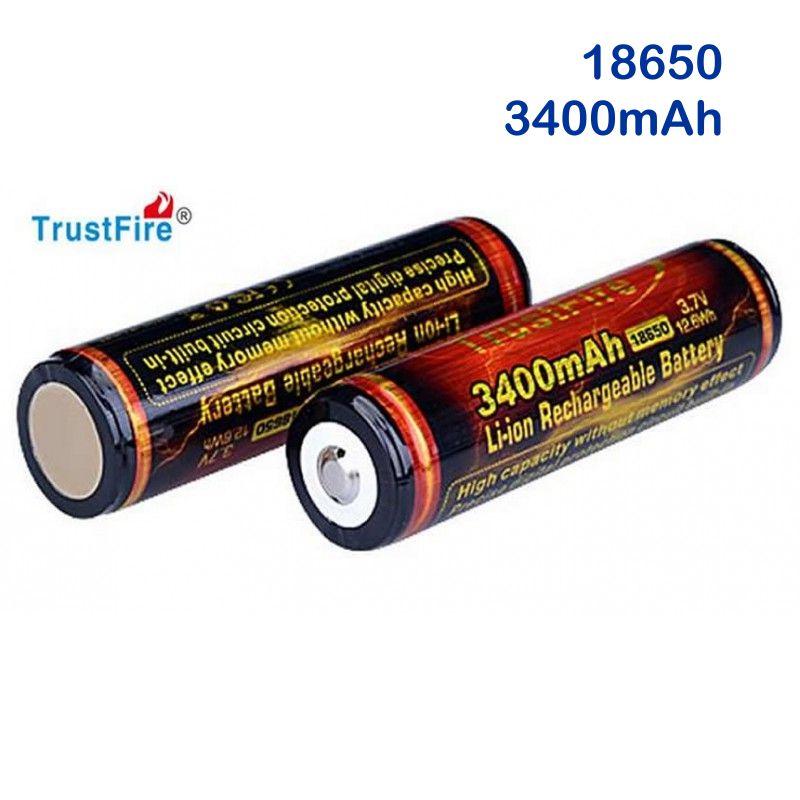 bateria 18650 litio 3400mah 12,6wh