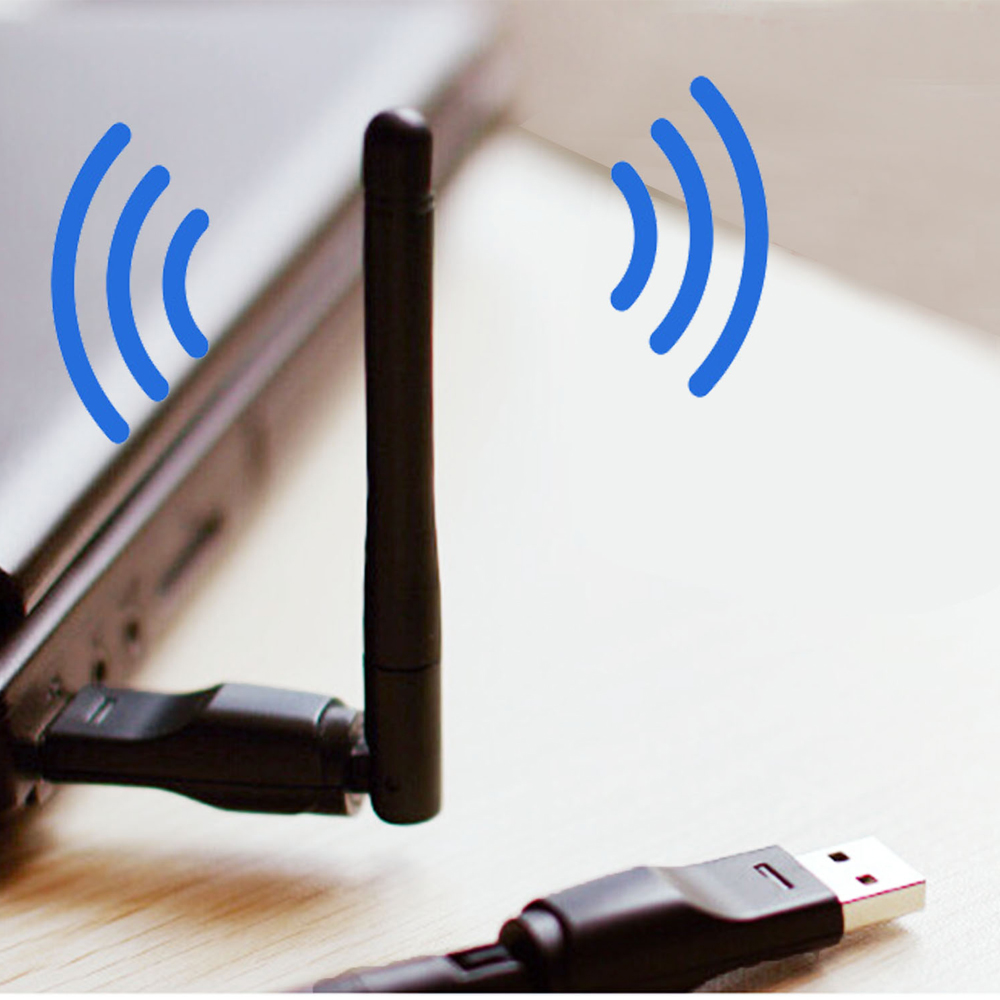 receptor wifi usb portatil